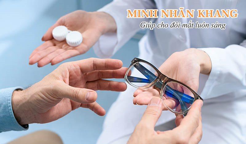 Cách điều trị cận thị là gì? Đeo kính, phẫu thuật, lối sống
